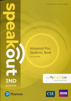 Speakout Advanced Plus Student's Book with DVD-ROM - Frances Eales, Steve Oakes