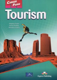 Career Paths Tourism 1 Book - Jenny Dooley, Virginia Evans, Veronica Garza