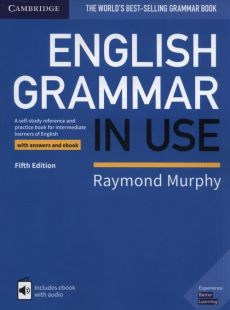 English Grammar in Use with answers and ebook with audio - Raymond Murphy
