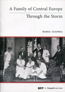 A family of Central Europe Through the Storm - Maria Czapska