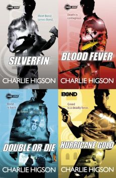 Young Bond Collection 1-5 - Charlie Higson