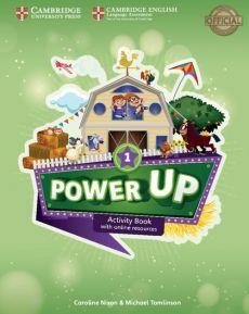 Power Up Level 1 Activity Book with Online Resources and Home Booklet - Caroline Nixon, Michael Tomlinson
