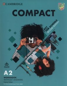 Compact Key for Schools A2 Workbook - Frances Treloar
