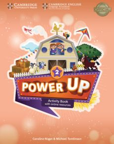 Power Up Level 2 Activity Book with Online Resources and Home Booklet - Caroline Nixon, Michael Tomlinson