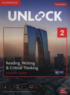 Unlock 2 Reading, Writing, & Critical Thinking Student's Book - Michele Lewis, Richard ONeill, Chris Sowton
