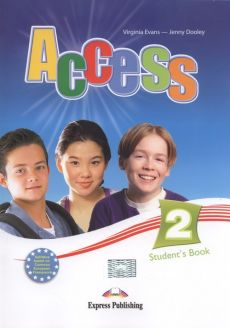 Access 2 Student's Book + ieBook - Jenny Dooley, Virginia Evans