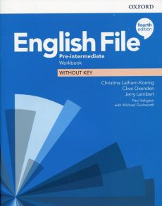 English File Pre-Intermediate Workbook without key