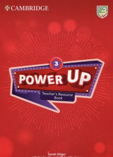 Power Up Level 3 Teacher's Resource Book with Online Audio - Caroline Nixon, Sue Parminter, Michael Tomlinson