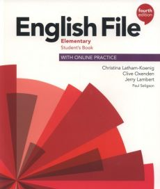 English File Elementary Student's Book with Online Practice - Jerry Lambert, Christina Latham-Koenig, Clive Oxenden