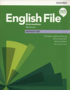 English File Intermediate Workbook - Jerry Lambert, Christina Latham-Koenig, Clive Oxenden