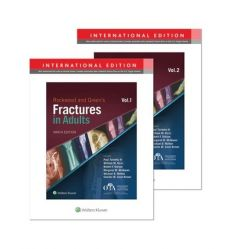 Rockwood and Green's Fractures in Adults vol 1 and 2 - Court-Brown Charles M., Michael McKee, McQueen Margaret M., William Ricci, Paul Tornetta