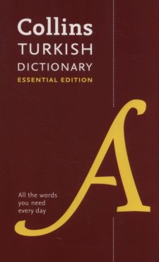 Collins Turkish Essential Dictionary - Outlet