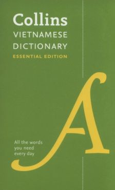 Collins Vietnamese Essential Dictionary - Outlet