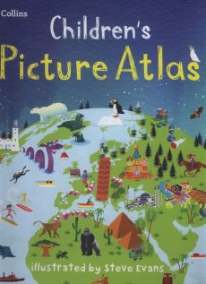 Children's Picture Atlas - Steve Evans