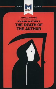 Roland Barthes's The Death of the Author - Laura Seymour