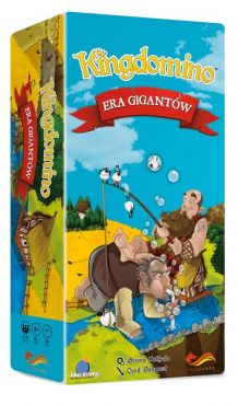 Kingdomino Era Gigantów - Bruno Cathala