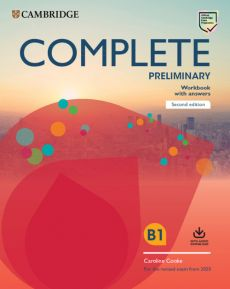 Complete Preliminary Workbook with Answers with Audio Download - Emma Heyderman, Peter May