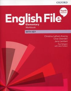 English File Elementary Workbook with Key