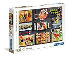 Puzzle High Quality Collection Sushi 500
