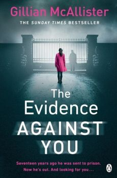 The Evidence Against You - Outlet - Gillian McAllister