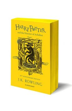 Harry Potter and the Prisoner of Azkaban Hufflepuff Edition - J.K. Rowling