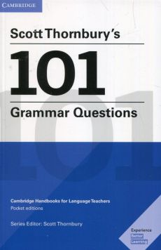 Scott Thornbury's 101 Grammar Questions Pocket Editions - Scott Thornbury