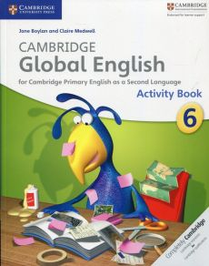 Cambridge Global English 6 Activity Book - Claire Medwell, Jane Boylan