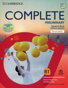 Complete Preliminary Student's Book Pack (SB wo Answers w Online Practice and WB wo Answers w Audio Download) - Emma Heyderman, Peter May