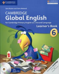 Cambridge Global English 6 Learner's Book + CD - Claire Medwell, Jane Boylan