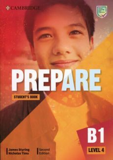 Prepare Level 4 Student's Book - Outlet - James Styring, Nicholas Tims