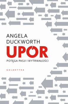 Upór - Angela Duckworth