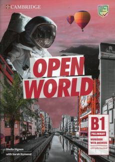 Open World Preliminary Workbook with Answers with Audio Download - Sheila Dignen, Sarah Dymond