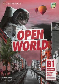 Open World Preliminary Workbook without Answers with Audio Download - Sheila Dignen, Sarah Dymond