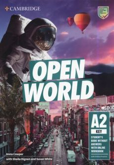 Open World Key Student's Book without Answers with Online Workbook - Anna Cowper, Sheila Dignen, Susan White