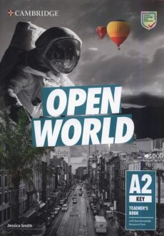 Open World Key Teacher's Book with Downloadable Resource Pack - Jessica Smith
