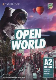 Open World Key Student's Book with Answers with Online Practice - Anna Cowper, Sheila Dignen, Susan White