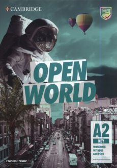 Open World Key Workbook without Answers with Audio Download - Frances Treloar