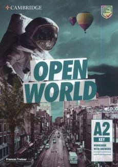 Open World Key Workbook with Answers with Audio Download - Frances Trelor