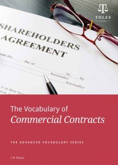 Vocabulary of Commercial Contracts