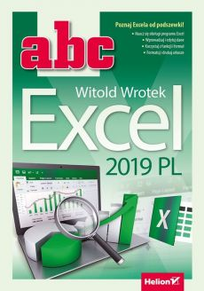 ABC Excel 2019 PL - Witold Wrotek