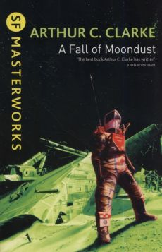 A Fall of Moondust - Clarke Arthur C.