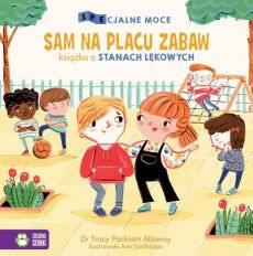 SPEcjalne moce Sam na placu zabaw - Packiam Alloway Tracy