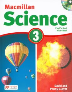 Science 3 Pupil's Book +CD +ebook - David Glover, Penny Glover