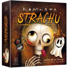Komnata strachu - David Wang