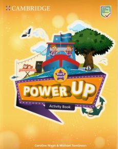Power Up Start Smart Activity Book - Caroline Nixon, Michael Tomlinson