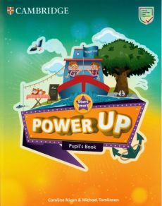 Power Up Start Smart Pupil's Book - Caroline Nixon, Michael Tomlinson