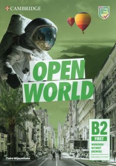 Open World First Workbook without Answers with Audio Download - Claire Wijayatilake