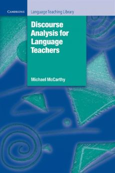 Discourse Analysis for Language Teachers - Michael McCarthy