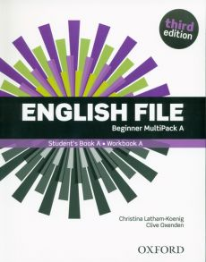 English File 3E Beginner Multipack A - Christina Latham-Koenig, Clive Oxenden