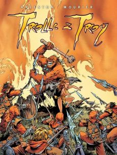Trolle z Troy vol. 1-4 - Christophe Arleston